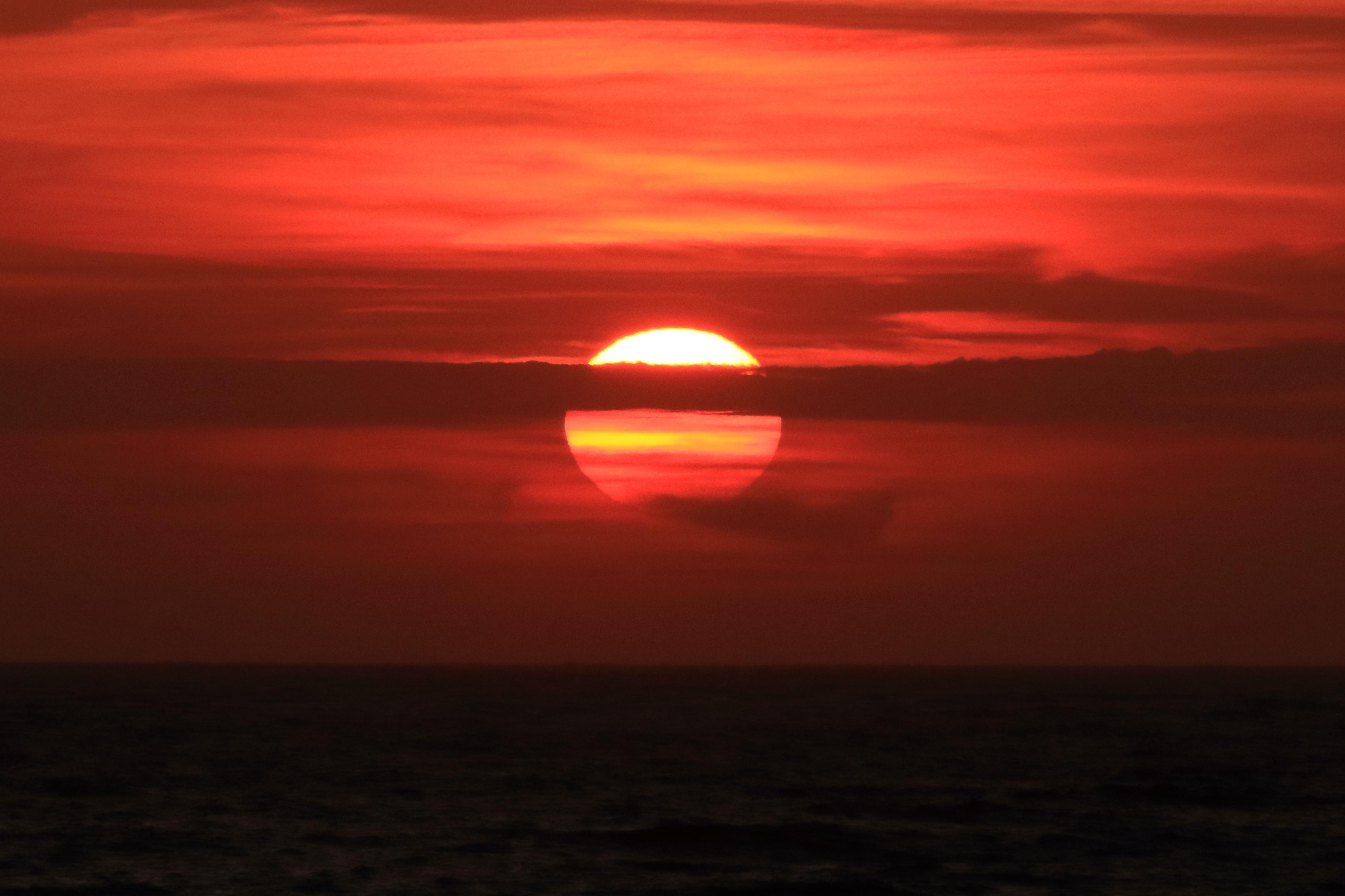 Sunset Corse